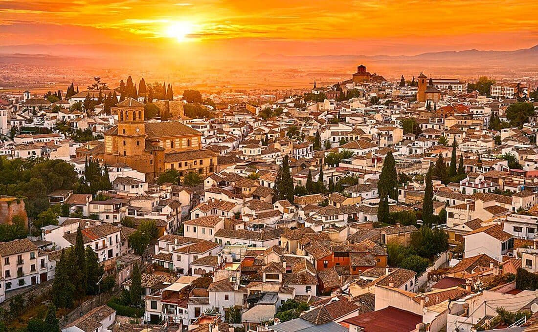 Bairros de Granada