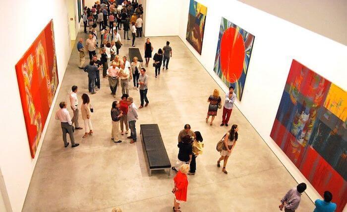 Museu Es Baluard em Maiorca