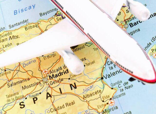 Quanto custa uma passagem para Madri