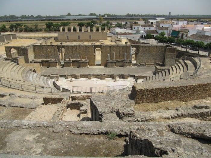 Ruinas Romas de Itálica
