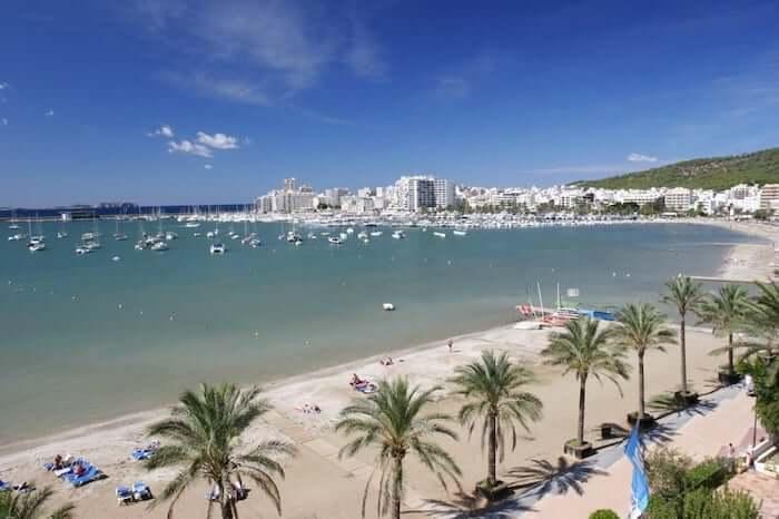 San Antoni de Portmany em Ibiza