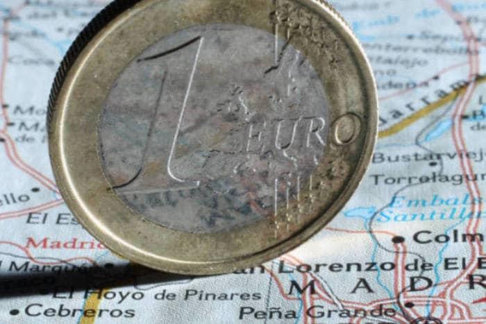 Quanto dinheiro levar para Madri