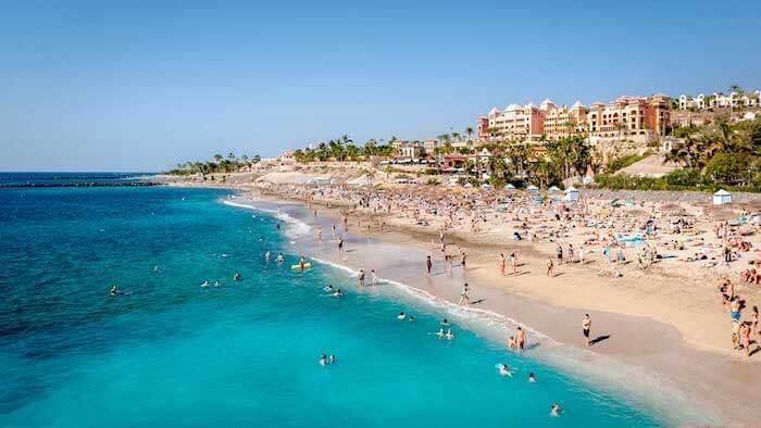 Melhores Praias Em Tenerife 2019 Dicas De Barcelona E