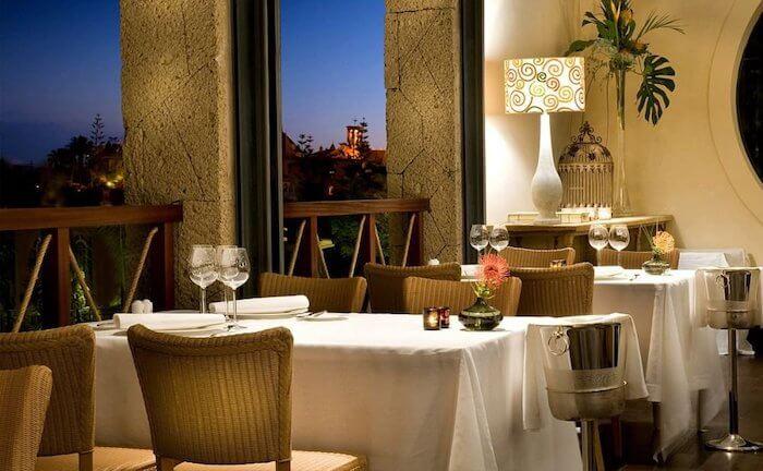 Melhores restaurantes em Tenerife