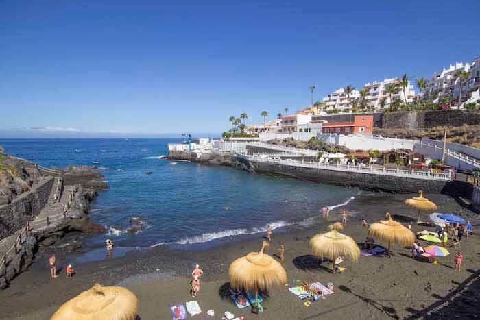 Playa Chica em Tenerife