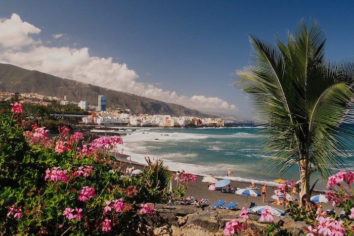 Playa Jardín em Tenerife