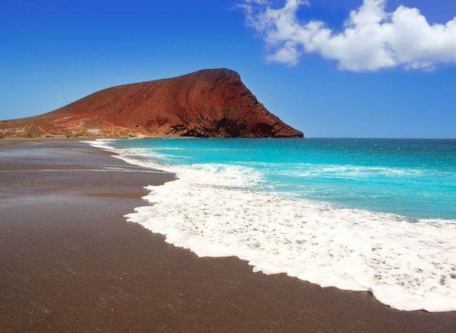 Melhores praias em Tenerife