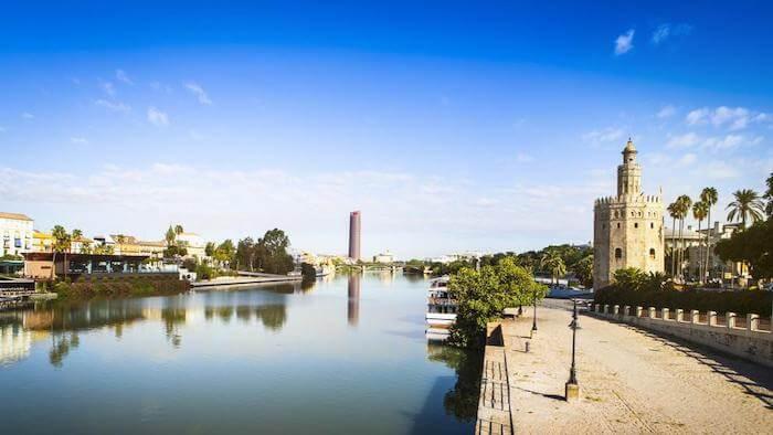Passear pelo Rio Guadalquivir