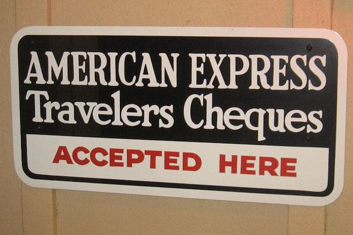 Travellers'Cheques