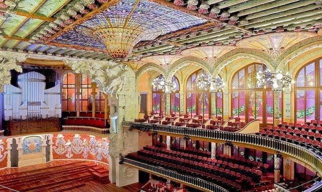 10 locais de arte e música em Barcelona