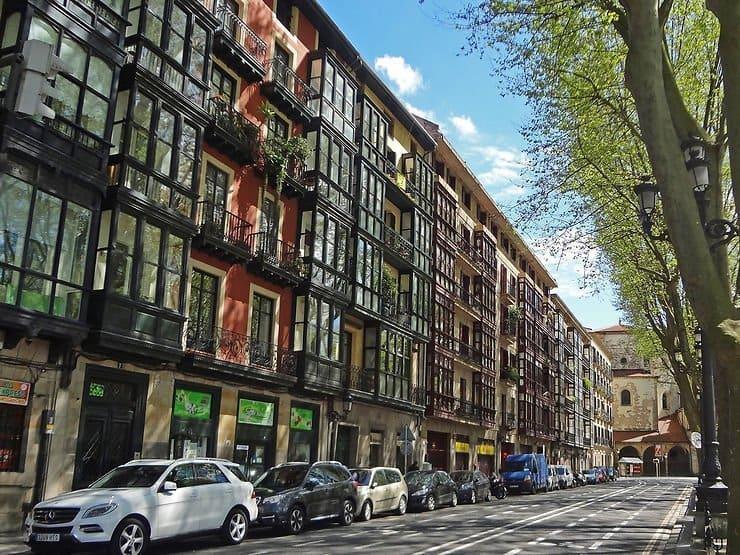 Verão em Bilbao