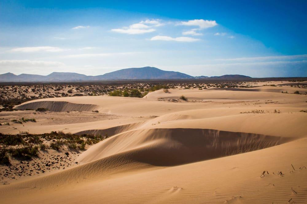 Verão em Fuerteventura