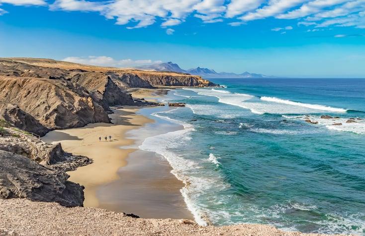 Primavera em Fuerteventura