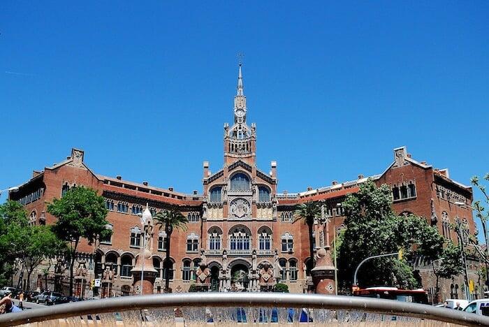 Hospital de la Santa Creu i de Sant Pau: