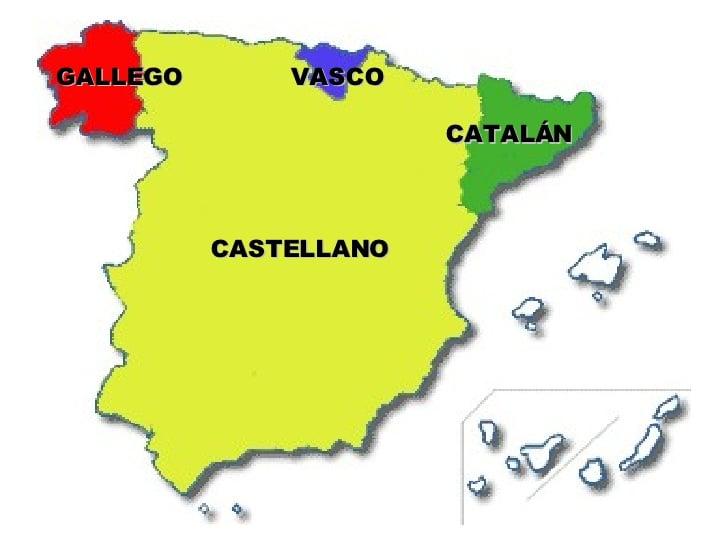 Mapa dos dialetos