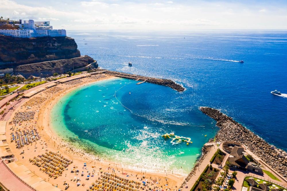 Roteiro de dois dias em Gran Canaria