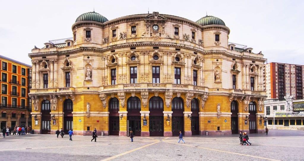Teatro Arriaga em Bilbao