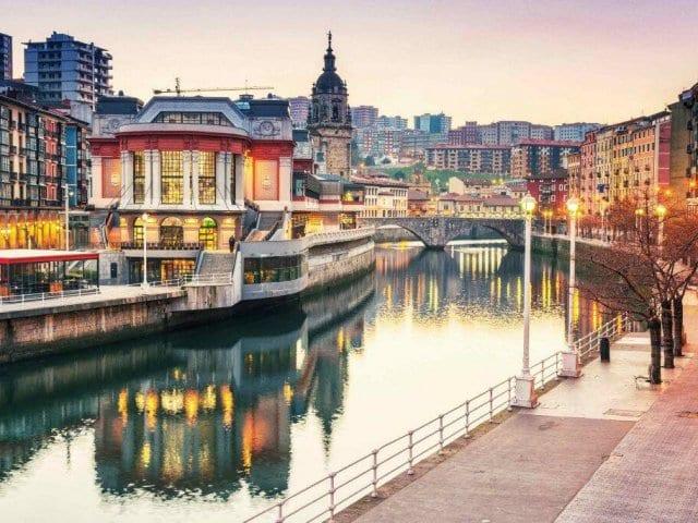 Que línguas falam em Bilbao