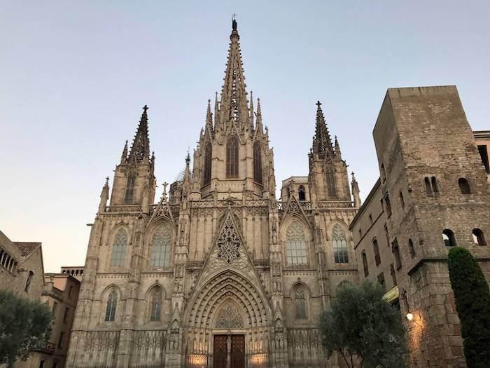 Barri Gòtic - Catedral