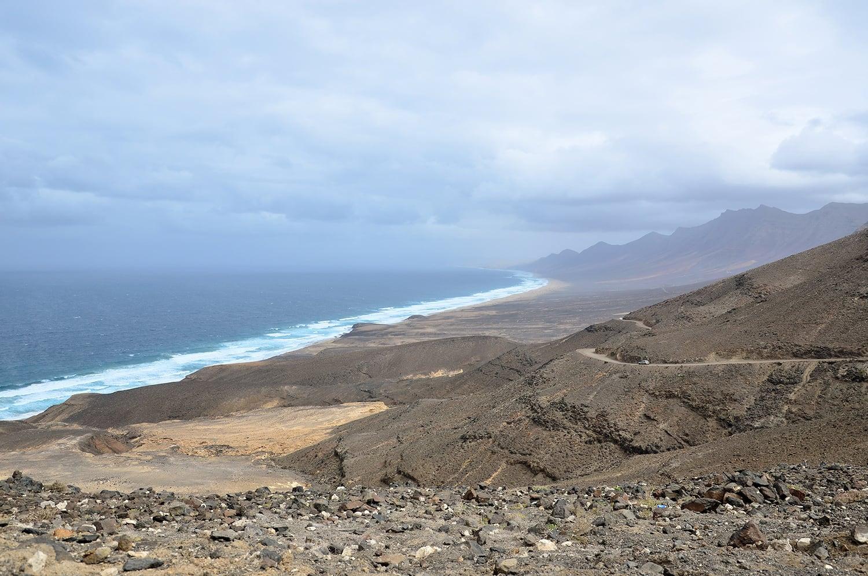Inverno em Fuerteventura