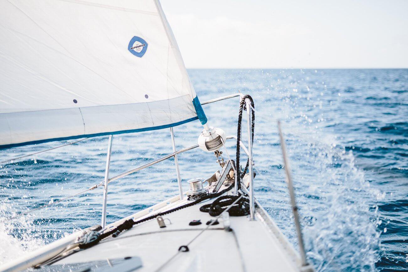 Passeio de barco em Lanzarote