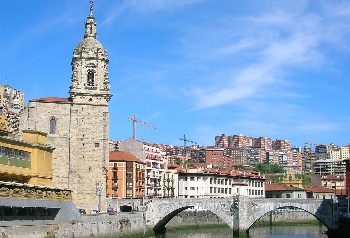 La Vieja em Bilbao