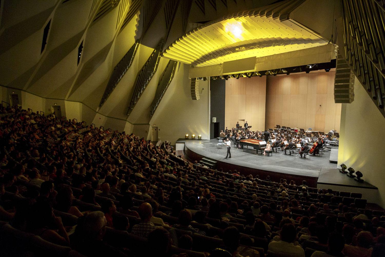Concerto Auditório de Tenerife