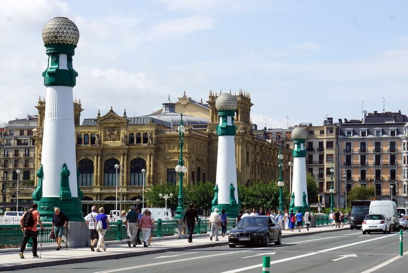 Gros em San Sebastián