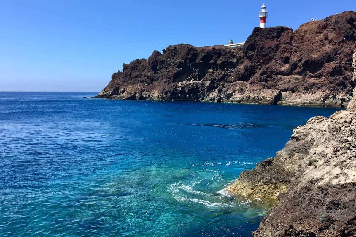 Vista de Punta de Teno em Tenerife