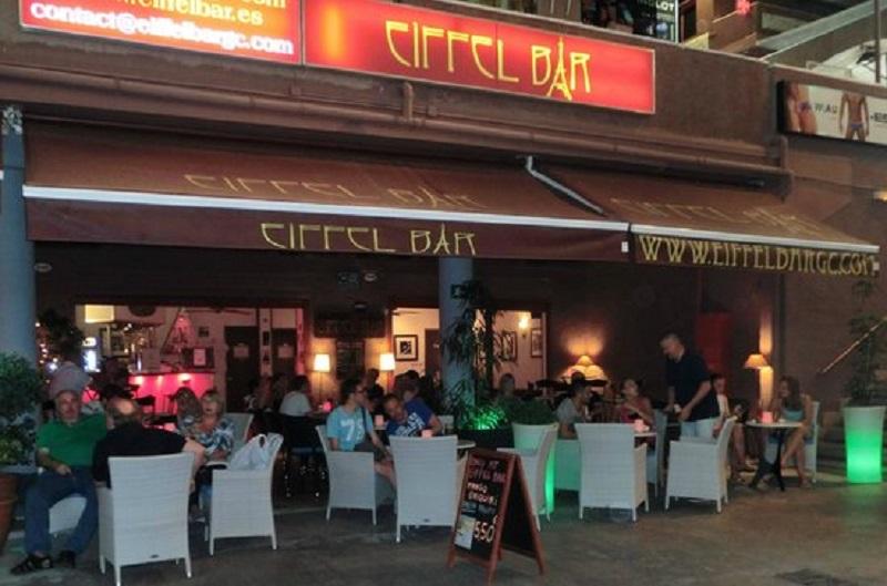 Eiffel Bar em Gran Canaria