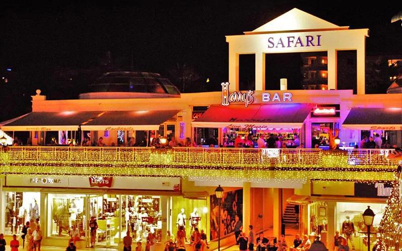 Safari Mall