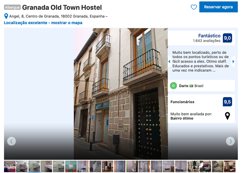 Granada Old Town Hostel