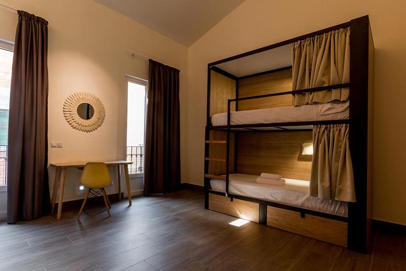 Dormitório do HOSTEL NUT