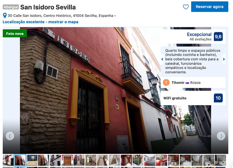 San Isidoro Sevilla