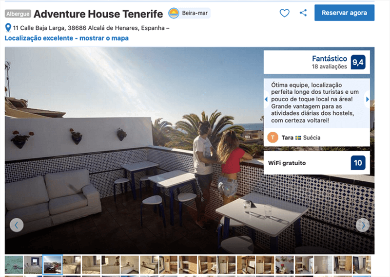 Adventure House Tenerife