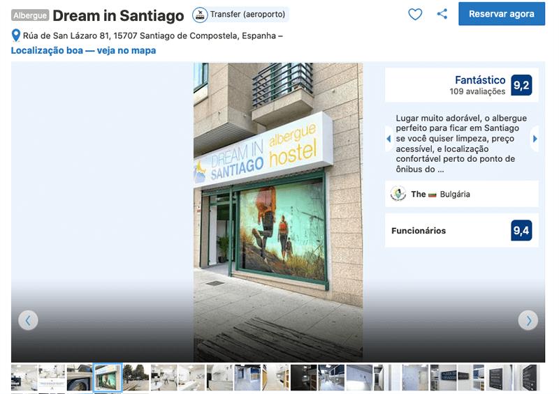 Dream in Santiago