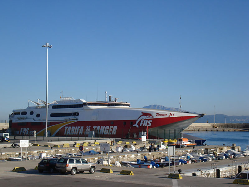 Onde comprar viagens de ferries na Espanha