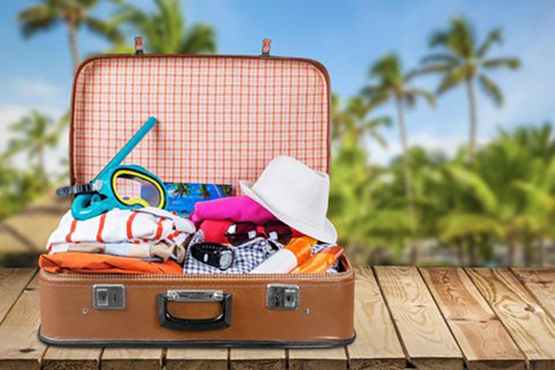 Mala de férias